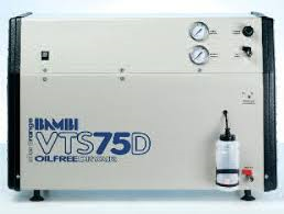 Bambi VTS75D air compressor