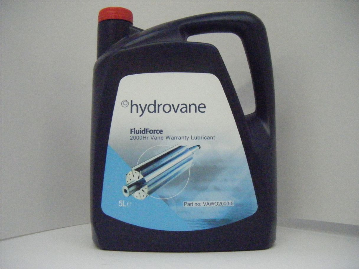 Hydrovane Vawo2000 5gt Oil 5 Litres